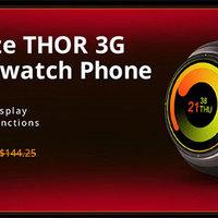 Zeblaze THOR 3G okosóra, csak kalapácsnak ne használd!