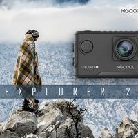 Sportkamerák csatája, MGCOOL Explorer 2C az SJCAM SJ6 Legend ellen