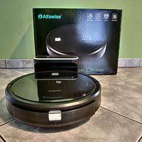 Alfawise V8S robotporszívó teszt – a megfizethető és okos