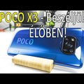 POCO X3 - beszéljük ki élőben!