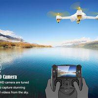 H501S X4 - FullHD kamera és GPS a Hubsan olcsó drónjában