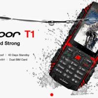 Ioutdoor T1 vízálló buta telefon teszt - ez mindent visz!