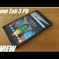 Lenovo P8 Tablet bevezető akció