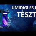 UMIDIGI S5 Pro teszt