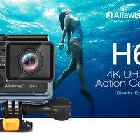 Talán a legjobb vétel most az Alfawise H6s 4K akciókamera (EU raktár+kupon)