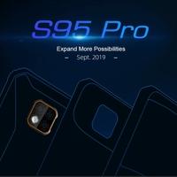 Doogee S95 Pro - moduláris okostelefon még erősebb processzorral