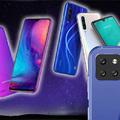 Ezek a legjobb négykamerás okostelefonok bőven 60 ezer forint alatt