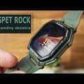 KOSPET ROCK teszt – Kőkemény okosóra, ha strapás az életed