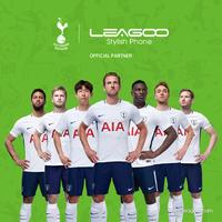 A LEAGOO a Tottenham Hotspur hivatalos mobiltelefon-partnere 2022-ig