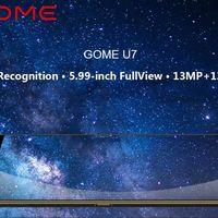 Gome U7 – A notch- és B20-mentes árbajnok