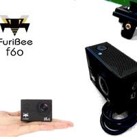 Furibee F60 kamera teszt – a pehelysúlyú versenyző