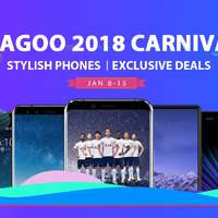Leagoo karnevál - telefonok 30 százalékkal olcsóbban