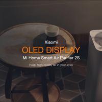 Allergia ellen is hasznos a Xiaomi OLED kijelzős légtisztítója (kupon)