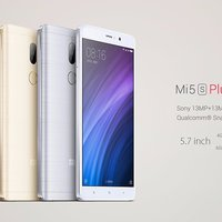 Xiaomi Mi5S Plus, most 20 ezer forint kedvezménnyel