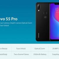 """Lenovo S5 Pro – Kissé """"identitászavaros"""" négykamerás mobil"""