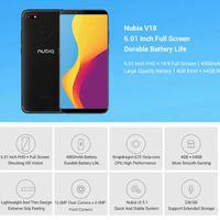 Nubia V18 – Kellemes mobiltelefon minden szempontból