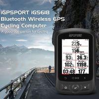 iGPSPORT iGS618 – A kerékpározás szerelmeseinek