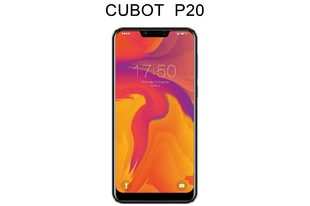 Érkezik a Cubot P20, az újabb iPhone X klón