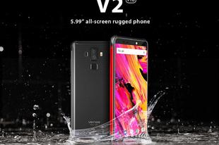 Vernee V2 Pro a törhetetlen szép arcú