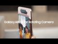 Forgatható kamerát és teljes kijelzőt hoz a Samsung A80