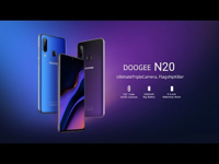Doogee N20 - tripla hátlapi kamera, teljes HD kijelző és 8 magos proci 100 dollárért!