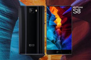 10 órán át beszélgethetsz a gyönyörű Elephone S8-cal