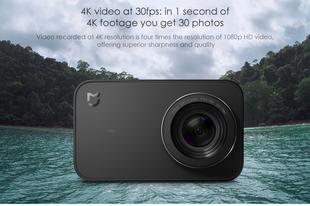 GoPro gyilkos hardverrel érkezett meg a Xiaomi akció-kamerája!