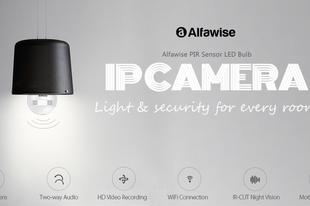 Alfawise JD - T8610 - Q2 - kémkamera otthonra