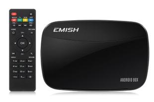 EMISH X700 Smart TV Box - egy mekis menü áráért