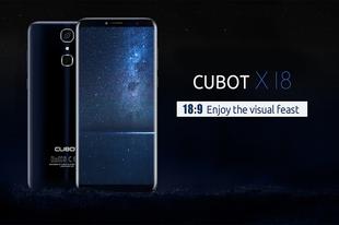 Gyönyörű és nagyon olcsó a CUBOT X18