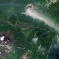 Aktivitás a Shiveluch vulkánnál