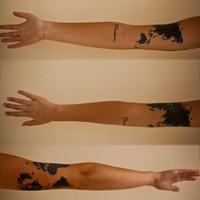 Geo-tetoválás
