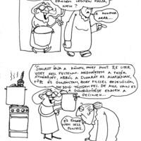 Így ne főzz 'könyvből: Életem első borsófőzeléke