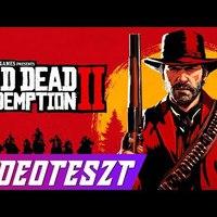Red Dead Redemption 2 - Teszt