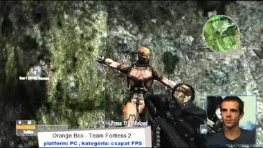 Múltidéző: Enemy Territory - Quake Wars videoteszt
