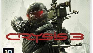Crysis 3 dobozkép