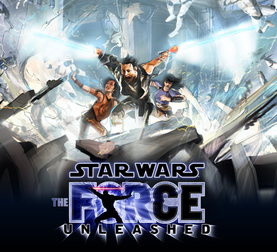 Industrial Light And Magic Render Farm: Star Wars The Force Unleashed