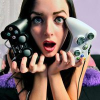 Randevú lány gamer
