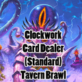 Hearthstone – Clockwork Card Dealer – Standard (Tavern Brawl)