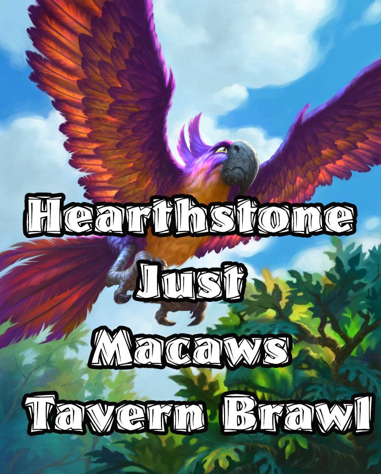 Hearthstone – Just Macaws (Tavern Brawl)