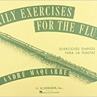 ``FB2`` Daily Exercises For The Flute / Ejercicios Diarios Para La Flauta (Spanish Edition). primer going destinos delivers minutes Compra energy rushing