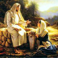 Jézus és a samáriai asszony