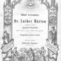 Olvassuk Luther Házi kincstárát!