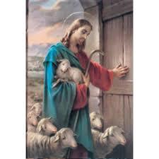 17. Jézus a Jó Pásztor szentkép -