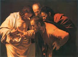 A hitetlen Tamás - A Biblia a magyar képzőművészetben