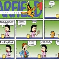 Garfield és Liz, másodvélemény