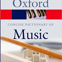 ;DJVU; The Concise Oxford Dictionary Of Music (Oxford Quick Reference). encontra school first centro electron