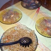 A wok, a vas és a cél