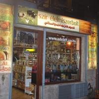 Szír élelmiszerbolt