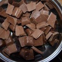 Nagyon csokis mogyorós csokoládé desszert